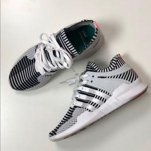 Le adidas eqt appoggio avanzata whitenero poshmark pk